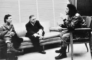 Beauvoir, Sartre und Che